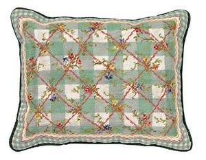 Needlepoint Pillow By Jane Keltner